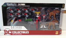 Batman The Animated Series: Harley Quinn Figure Expressions Pack (2018) DC New