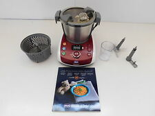 DeLonghi Mixer Multifunktions rot und Me Chicco