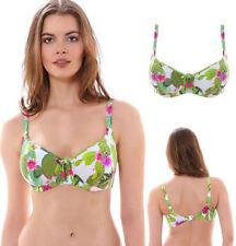 Freya Strappy, Spaghetti Strap Floral Swimwear for Women