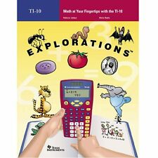 Math at your Fingertips with the Ti10