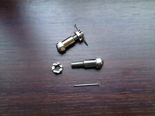 Suzuki T500 T20 T200 T350 T250 RM Clutch & Brake Lever Bolts & castle nuts