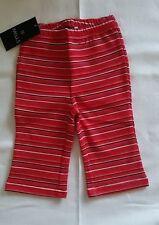 Mills Wear Baby Hosen Jungen oder Mädchen gestreift Jersey Baumwolle Gr. 74 neu