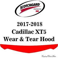 3M Scotchgard Paint Protection Film Clear Bra Pre-Cut Kit 2017 2018 Cadillac XT5