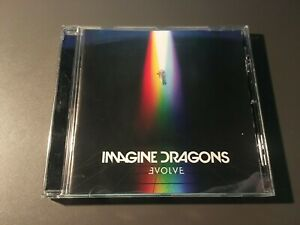 Imagine Dragons - EvolveCD - Pre-owned - Very Good Cond