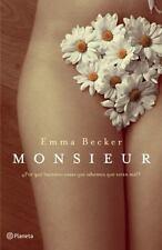 Monsieur (Planeta Internacional) (Spanish Edition)
