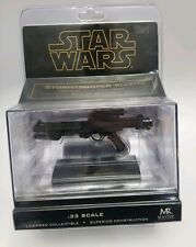 Master Replicas STAR WARS Stormtrooper Blaster  NEW HOPE  .33 Scale Sealed Rare
