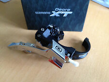 Umwerfer Shimano XT FD-M 770 -10 3 / 10 fach  FD M 770 NEU Dual Pull
