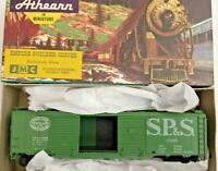HO scale Athearn  Spokane Portland Seattle  box car  SPS 12080  Vintage