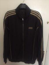 Adidas Muhammad Ali Gold And Black Tracksuit Size XL