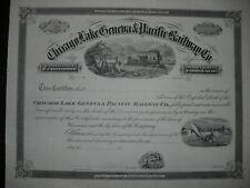 Chicago Lake Geneva & Pacific Railway Co. hochdeko