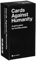 Cards Against Humanity Bordkarten Gegen Muggel Familienparty Spiel UK2.0 Version