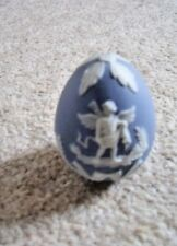 Franklin Mint Treasury of Eggs - PARIAN STYLE porcelain egg ornament