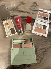 Clinique Makeup Bundle Joblot Cherry Lipstick Super Balm Eyeshadow Trio Duo