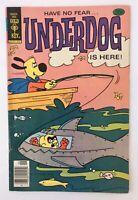 Underdog 19 June 1978 Comic Book Daredevil Hostess Fruit Pie Ad Gold Key
