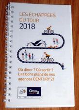 cyclisme - Tour de France 2018 Dossier Presse CENTURY 21