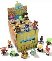 Kidrobot Futurama Mini Series (Lot Of 4) Universe X Designer Vinyl Blind Box