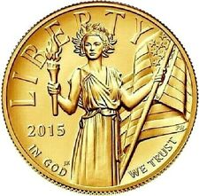 USA - 100 Dollar 2015 - American Liberty - High Relief - 1 Oz Gold ST