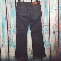 LUCKY BRAND Women's Jeans Sweet N' Low Boot Cut Dark Wash Size 6/28L x 31.5