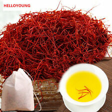 100% Guaranteed Authentic Iran Saffron Crocus Stigma Croci Top Grade Flower tea