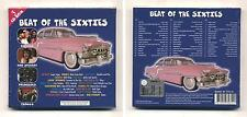 Box 3 Cd BEAT OF THE SIXTIES - NUOVO SIGILLATO EMI 1999 Bee Gees Rod Stewart