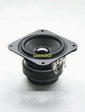 1pcs 2.5-inch dual magnetic full-range speakers Bluetooth speakers 4ohms 5watts