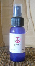 """NEW 50ml cleansing AURA SPRAY 'peace"""" Australian Product """"not tested on animals"""""""