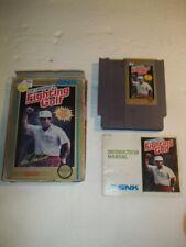 Lee Trevino's Fighting Golf (Nintendo Entertainment System, 1989) nes game