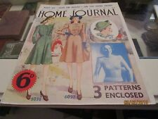 AUSTRALIAN HOME JOURNAL. MARCH 1943. COMPLETE WITH UNUSED PATTERNS.