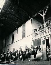 PARIS c. 1945 - Equitation Manège du Panthéon - Div 7089