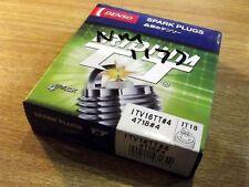 Spark plug set, Mazda MX-5 mk3 2.0 NC, Denso Iridium ITV16TT MX5, 2000cc, 2005-