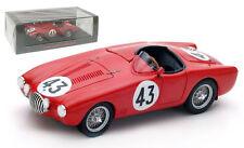 Spark S4737 OSCA MT 4 #43 Le Mans 1954 - Macklin/Leygonie 1/43 Scale
