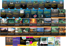 Raspberry Pi board library collection/bundle