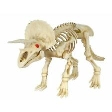 Home Accents Halloween Animated triceratops Dinosaur with LED Illuminated Eyes