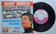 GEORGETTE PLANA (EP 45T) RUGBY MARCHE