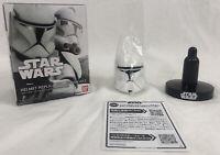 Bandai Star Wars Clone Trooper Phase 1 Helmet Replica Collection 2 New Open Box