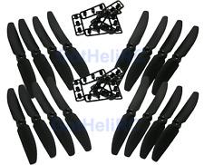 GemFan 5030 5x3 BLACK MultiRotor propeller CW, CCW Mini 250mm Quadcopter (16pcs)
