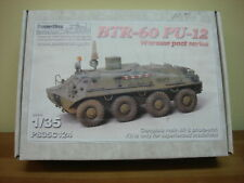 Btr-60 Pu-12 Warsaw Pact Series 1/35 Scale Complete Resin Kit [ PanzerShop ]