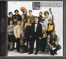 CD ALBUM 12 TITRES--EROS RAMAZZOTTI--EROS IN OGNI SENSO--1990