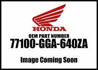 HONDA RUCKUS STOCK HONDA BLACK SEAT NPS50 NPS 50 SCOOTER 77100-GEZ-J00ZA NEW!