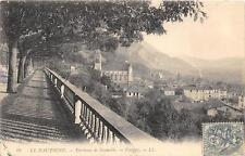 CPA 38 ENVIRONS GRENOBLE VOREPPE