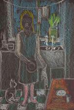 Naive originale künstlerische direkt vom Künstler aus 1900-1949
