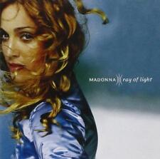 MADONNA - Ray Of Light (CD 1998) USA Import EXC
