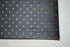 1957 57 MERCURY MONTCLAIR 2 DOOR HARDTOP BLACK PERFORATED HEADLINER USA MADE