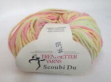 Trendsetter~ Scoubi Du~ Yarn~#687 Flower Garden~ Pink/Yellow/Green MULTI~NEW