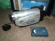 JVC GR-FX16EK FX16 VHS-C Camcorder only