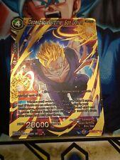 Dependable Brother, Son Gohan Dragon Ball Super TCG Assault of the Saiyans