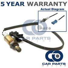 Trasero 4 Alambre Sensor de oxígeno para Citroen C5 Fiat Ducato Peugeot 206 306 406 Boxer