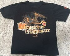 How To Train Your Dragon Youth S/M T-shirt MONSTROUS NIGHTMARE Hookfang Snotlout
