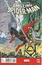 Amazing Spider Man  # 700.1    Janson   Cover  Variant