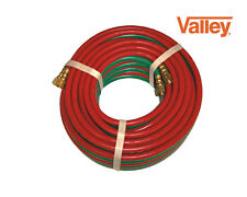 Valley Oxy/acet,hose, Grade R, Twin Welding 1/4-inch By 25-feet